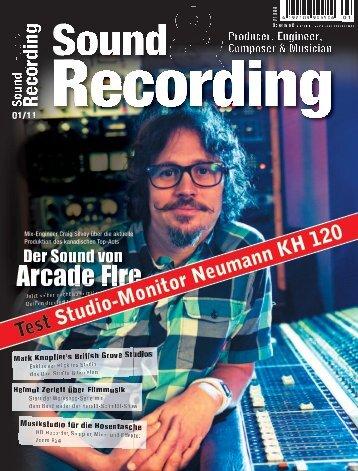 Sound & Recording - Klein + Hummel