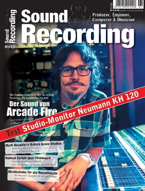 Sound & Recording 01/11 - Klein + Hummel