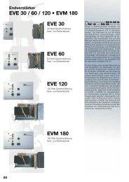 Katalogseite aus dem K28 - Klein + Hummel