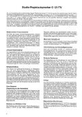 Technical Data (German) - Klein + Hummel - Page 2