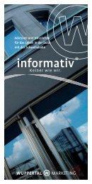 Informativ - Stadt Wuppertal