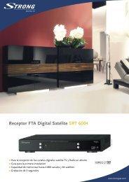 LL SRT 6004 all languages - STRONG Digital TV