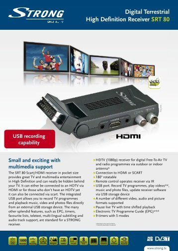 English - STRONG Digital TV