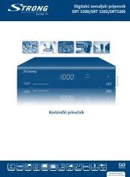 Korisnički priručnik Digitalni zemaljski prijemnik SRT 5200/SRT ...