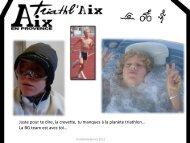 Mois de février 2012 - Triathlaix