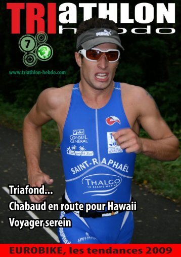 Triafond... Chabaud en route pour Hawaii Voyager serein