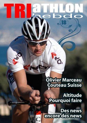 Olivier Marceau Couteau Suisse Altitude Pourquoi faire Des news ...