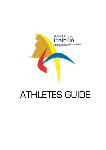 ATHLETES GUIDE - International Triathlon Union
