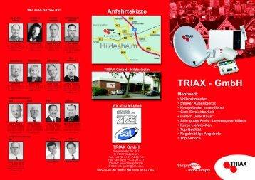 TRIAX GmbH Hildesheim