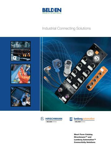 Industrial Connecting Solutions - Triax