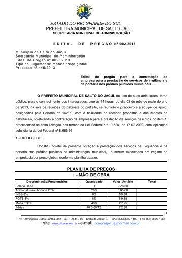 PP 002/2013 - TriboNet