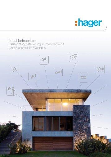 Ideal Beleuchten Beleuchtungssteuerung Für Mehr Komfort ... - Hager