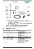 domovea Installationshandbuch - Hager - Seite 6