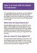Taflen Cynllun Cymorth i Newid - Switchover Help Scheme - Page 2