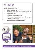 Taflen Cynllun Cymorth i Newid - Switchover Help Scheme - Page 3