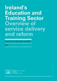 Irelands-Education-and-Training-Sector-Overview-of-service-delivery-and-reform