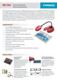Datenblatt - Perrot Audiovision SA