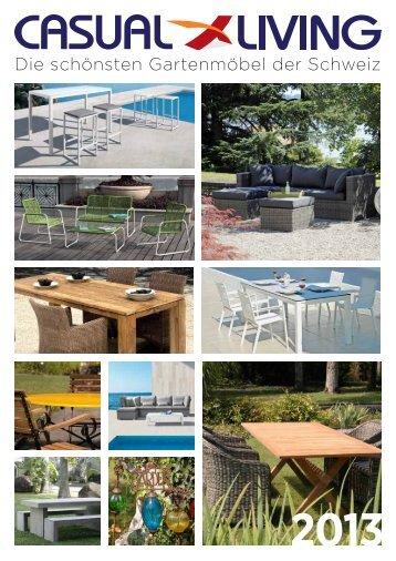 Casual Living 2013 Katalog - Möbel Riesen