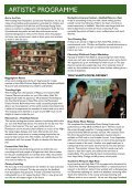 Annual Report 2011.p65 - High Peak Community Arts - Page 2