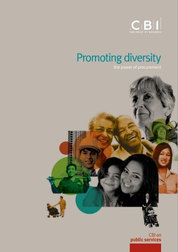 Promoting diversity - East Midlands Improvement and Efficiency ...