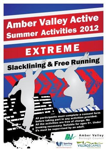 EXTREME - Active Derbyshire