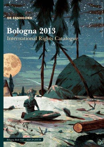Bologna 2013 - De Eenhoorn