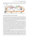Experimental Investigation of Cavitating Flow about a Cascade of ... - Page 3