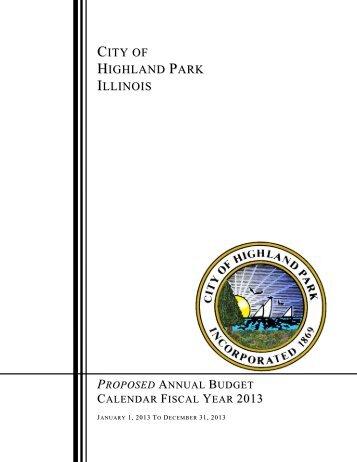 city of highland park illinois - Highland Park, IL - Official Website