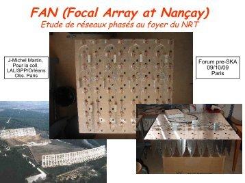 FAN (Focal Array at Nançay)