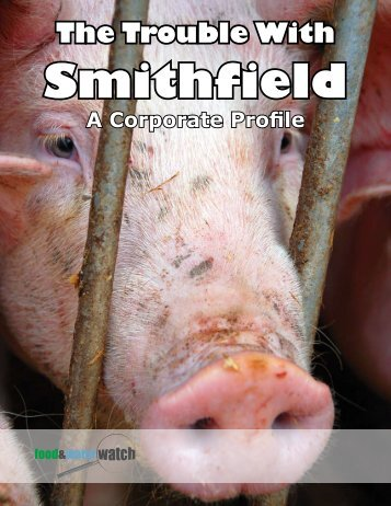 The Trouble With Smithfield