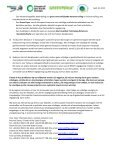 Position statement on shale gas, shale oil, coal bed methane and ... - Page 3