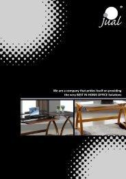 Jual Curve Desk Range - Home Office Furniture