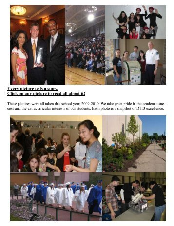 Every Picture Tells a Story.pdf - Township High School District 113