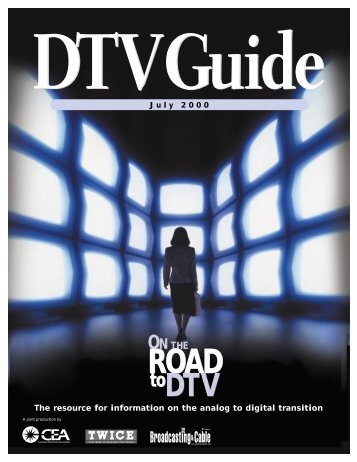 DTV Guide July 2000 - HDTV Magazine