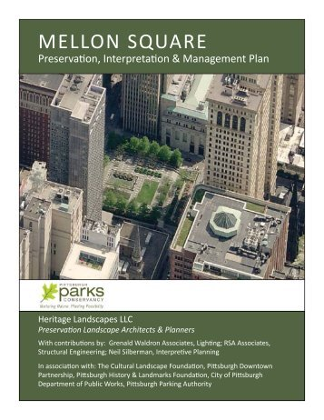 Download a PDF of the plan here. - Pittsburgh Parks Conservancy