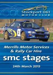 here - Stockport 061 Motor Club