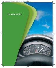car accessories - La Tribuna