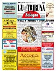 IN EMILIA IN 6 AZIENDE SU 10 CROLLA IL FATTURATO - La Tribuna