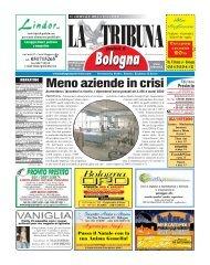 Meno aziende in crisi - La Tribuna