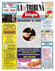 vocazioni in crisi - La Tribuna