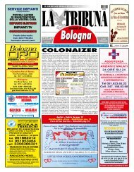 COLONAIZER - La Tribuna