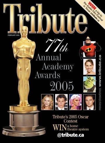February 2005 - Tribute.ca