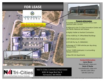 University Square (.pdf) - Tri-Cities Research District