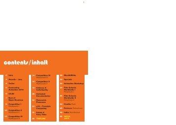 Programm als PDF zum downloaden - Tricky Women