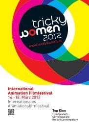 Tricky Women 2012 Programmheft (PDF)