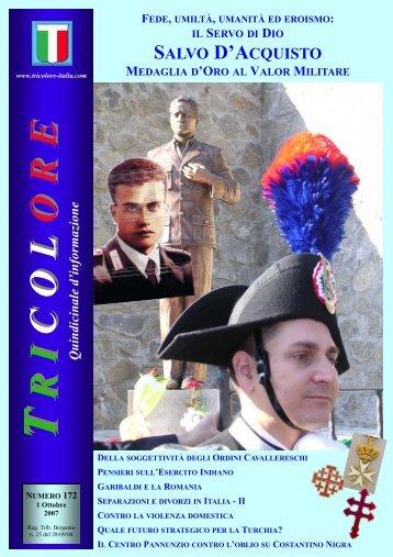 Tricolore n.172 - Tricolore Italia