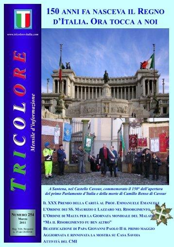 Tricolore n.254 - Tricolore Italia