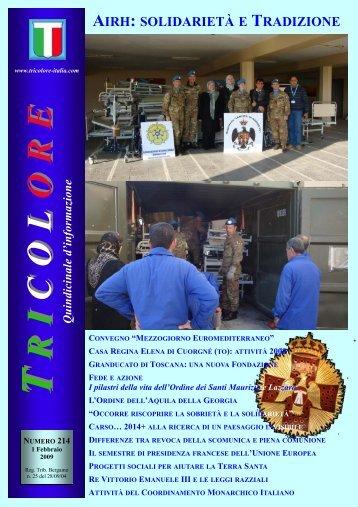 Tricolore n.214 - Tricolore Italia