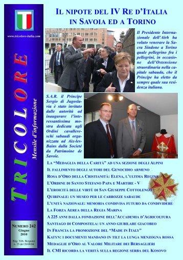 Tricolore n.242 - Tricolore Italia