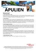 5-tägige, geführte Rundreise Rom-Apulien Kurztrip Süditalien, von ... - Seite 2
